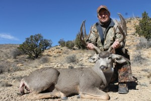 Trophy Mule Deer - Texas Hunts at Shipp Ranch