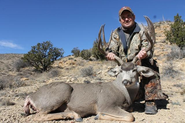 Trophy Mule Deer Hunts - Hunting Trips at Texas Ranch